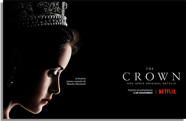 séries netflix the crown