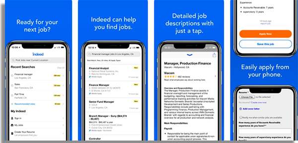 aplicativo emprego gratis indeed