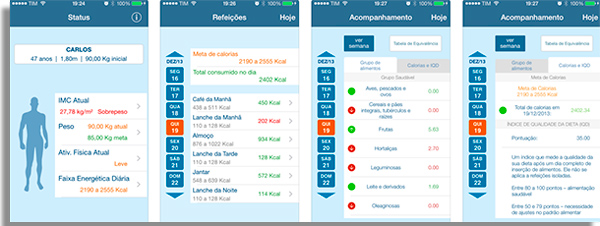 app nutra bem android iphone