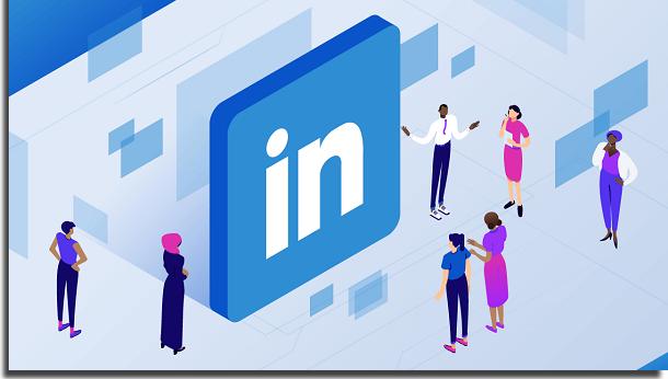 aplicativos para procurar emprego linkedin