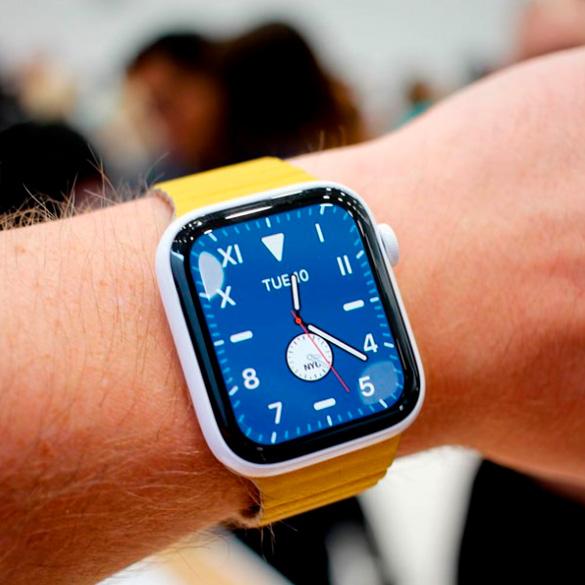 10 novas funções do relógio Apple Watch 5