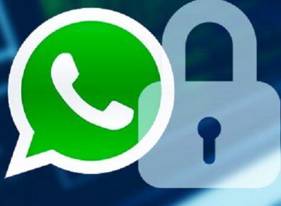 bloquear o whatsapp com impressão digital