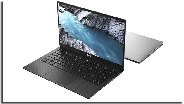 Melhor notebook para trabalho Dell XPS 13