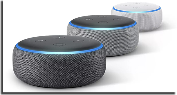 Echo Dot Cores