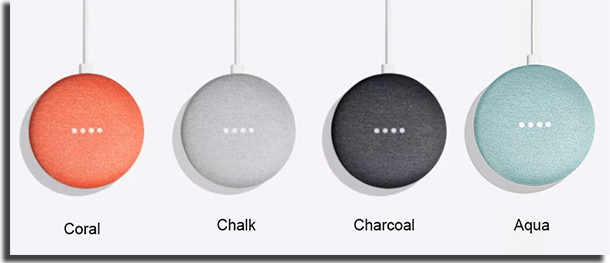 Google Home Mini Cores