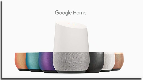 Google Home Design