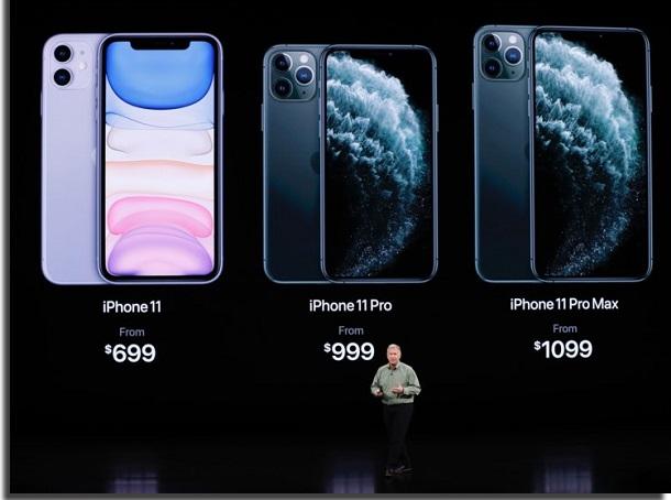 iphone 11 apresentação