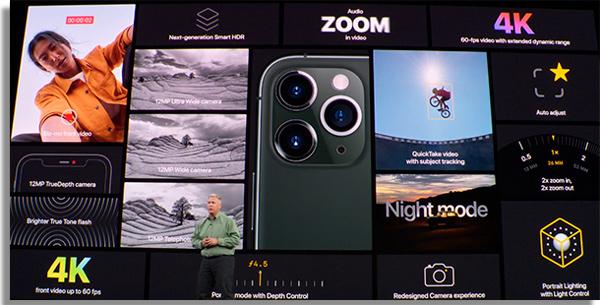 iphone 11 funcoescamerapro