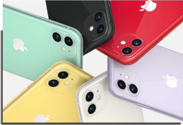 iphone 11 ou iphone 11 pro