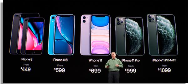 preços da nova geração