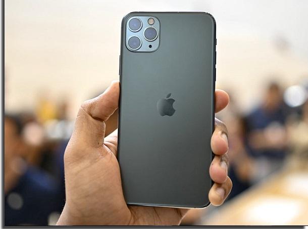 iphone 11 pro max apple