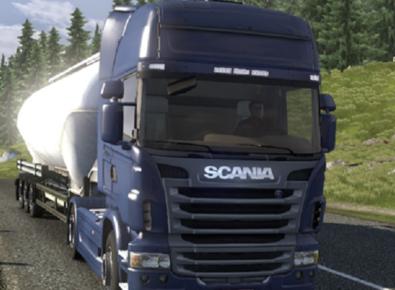 jogos de caminhão online capa