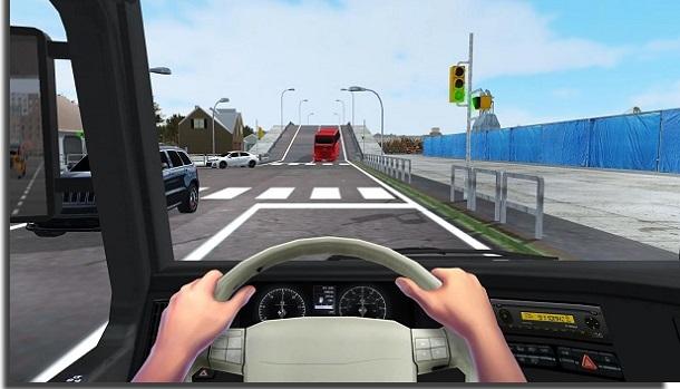 jogos de caminhão online