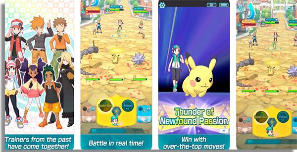 jogos rpg celular pokemon