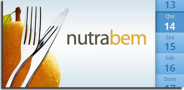 Aplicativos de dieta para emagrecer Nutrabem