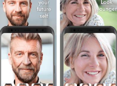 aplicativos para envelhecer capa
