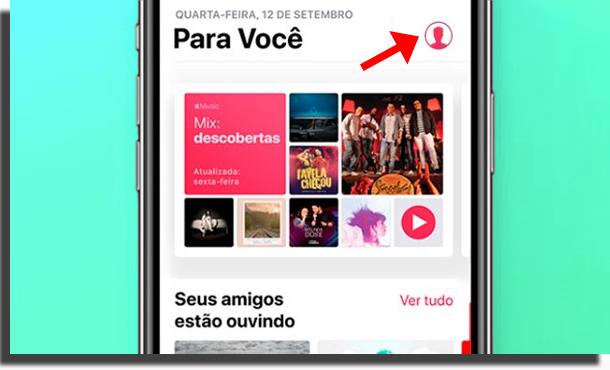 Encontre artistas para você no Apple Music