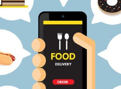apps de delivery capa