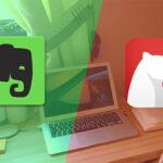 Bear vs Evernote: Qual app de notas escolher?