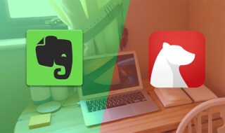 Bear vs Evernote