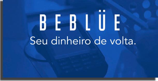 Beblue app de cashback