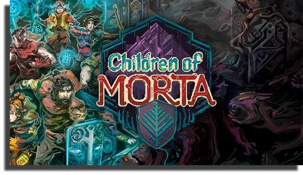 juegos cooperativos para PC Children of Morta