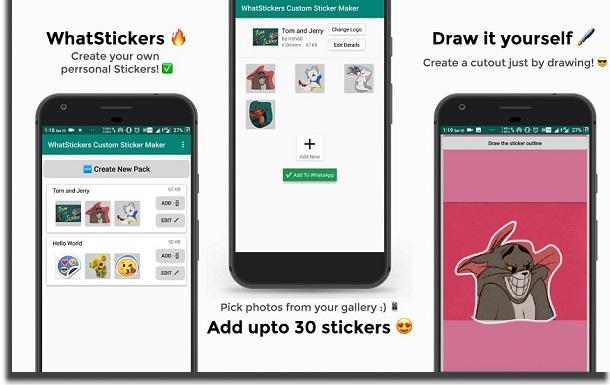 criar sticker no whatsapp