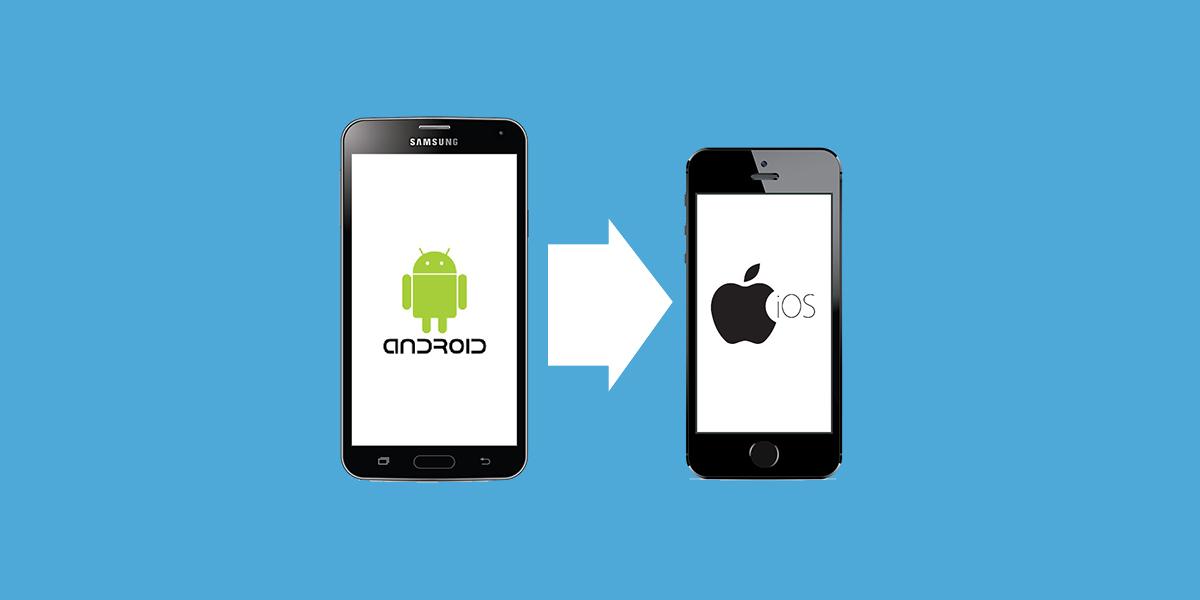 Como transferir arquivos do Android para iPhone