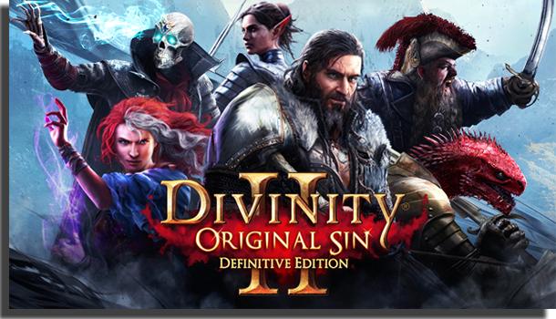 juegos cooperativos para PC Divinity: Original Sin 2