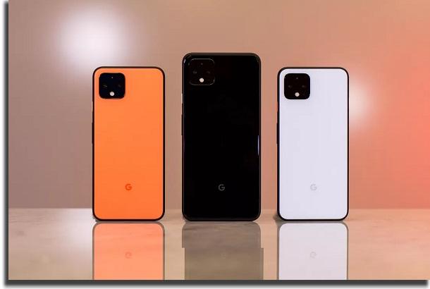 google pixel 4 cores