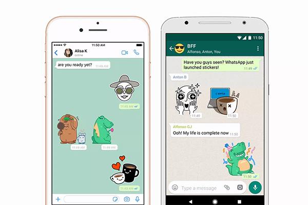 Como criar figurinhas no WhatsApp no iPhone