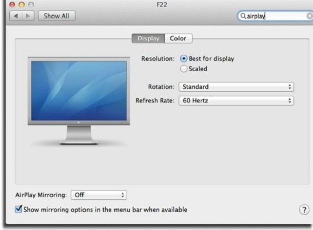 ipad como segunda tela airplay