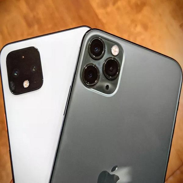 iPhone 11 vs Pixel 4: Qual é o melhor smartphone?
