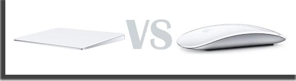 Magic Trackpad vs Magic Mouse