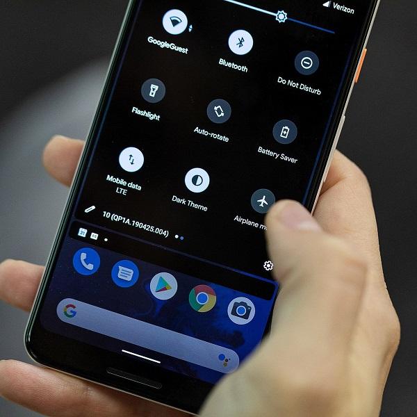 Não consigo ativar modo escuro no Android: O que fazer?