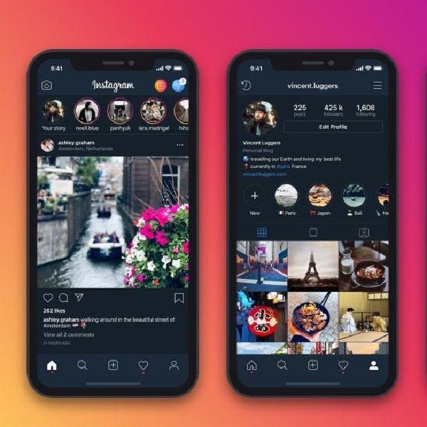 Como ativar o modo noturno no Instagram no Android e iPhone