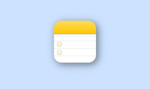 Como recuperar notas apagadas no iPhone