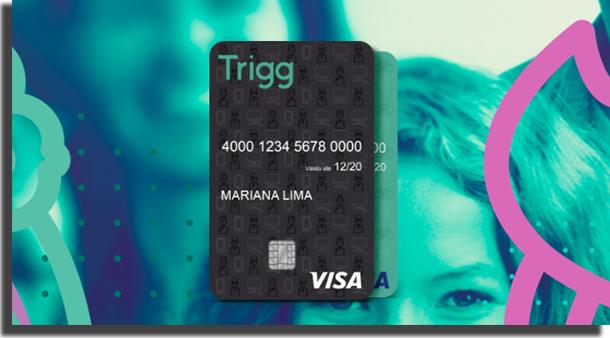 Apps de cashback - Trigg