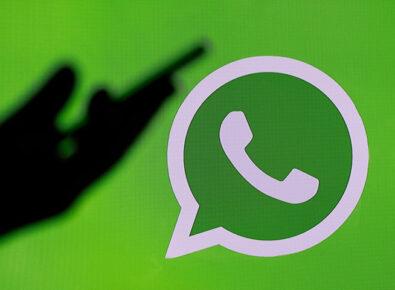 Destaque atalhos para o WhastApp Web