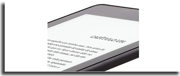 Design Kindle vs Kindle Paperwhite
