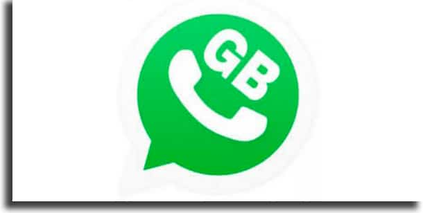 gbwhatsapp WhatsApp transparente