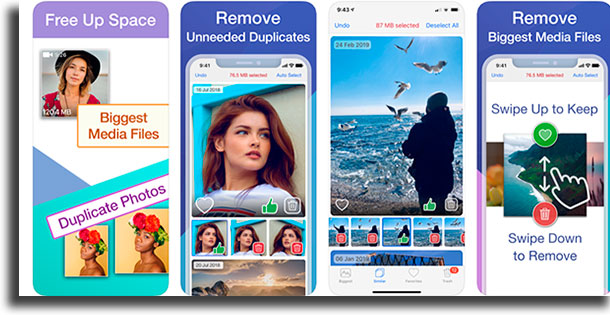 phone cleaner for media files
