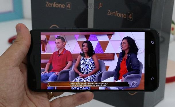TV no Android SBT