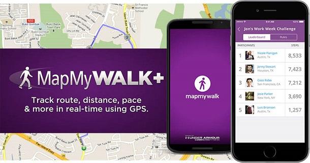 app monitorar caminhadas