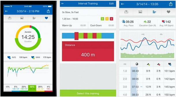 apps para monitorar a corrida