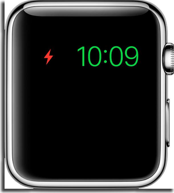Reserva de Bateria melhorar bateria do Apple Watch