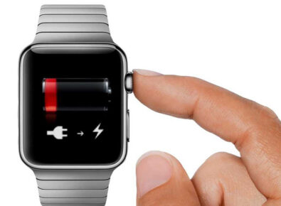 Destaque melhorar bateria do apple watch