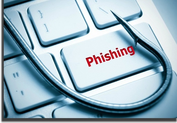golpes da internet phishing