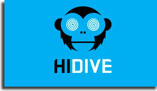hidive apps parecidos com o Giganima