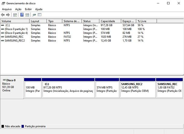 melhorar a performance do Hard drive no windows